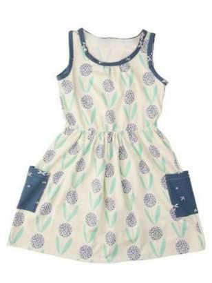Looking Glass Dandelion Tank Dress