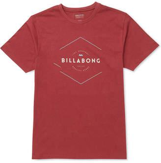 Billabong Men's Snapshot Logo Graphic T-Shirt