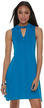 JLO by Jennifer Lopez Women's Cascade Cutout Dress