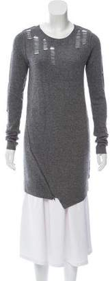 Pam & Gela Long Sleeve Wool Blended Sweater w/ Tags