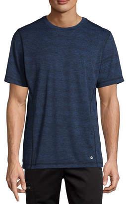 Xersion Heather Power Short Sleeve Crew Neck T-Shirt