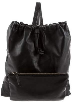 MM6 MAISON MARGIELA Leather Backpack