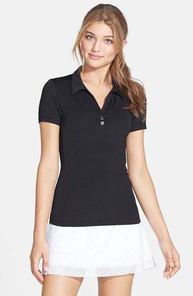 LIJA 'Empire' Short Sleeve Polo