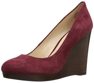 Nine West Women's HALENIA Suede Pump