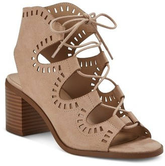 Mossimo Supply Co. Women's Maeve Gladiator Sandals - Mossimo Supply Co. $32.99 thestylecure.com