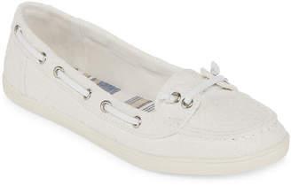 Arizona Henley Womens Boat Shoes
