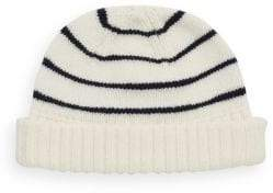 Rag & Bone Sam Stripe Wool Beanie