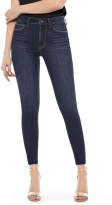 Sam Edelman The Stiletto Raw Hem Ankle Skinny Jeans