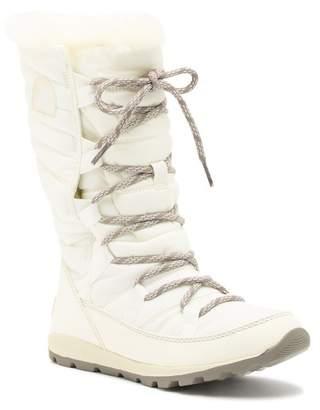 Sorel Whitney Waterproof Faux Fur Boot