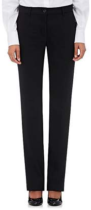 Dolce & Gabbana Women's Wool-Blend Straight-Leg Pants