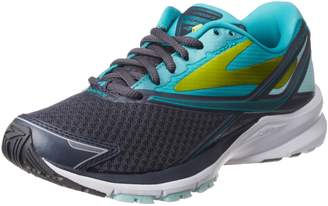Brooks Women's Ghost 10 Purple/Pink/Teal 9 B US
