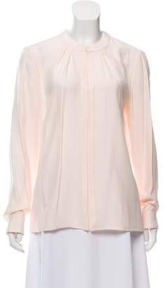 Altuzarra Long Sleeve Silk Blouse