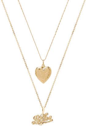 Vanessa Mooney X REVOLVE Babe Necklace