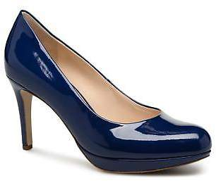 Högl Women's Kasia Rounded toe High Heels in Blue