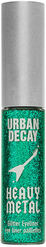 Urban Decay Heavy Metal Glitter Eyeliner, Spandex 0.25 fl oz (7.5 ml)