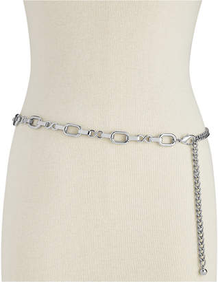 INC International Concepts I.n.c. Metal Chain Belt, Created for Macy's
