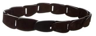 Gucci Suede Waist Belt