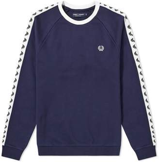 Fred Perry Authentic Taped Crew Sweat