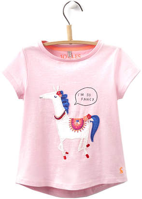Joules Applique T-Shirt