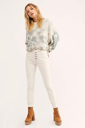 Free People Sun Chaser Cord Skinny Pants