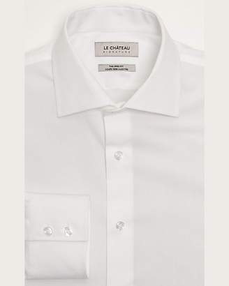 Le Château Stretch Cotton Tailored Fit Shirt
