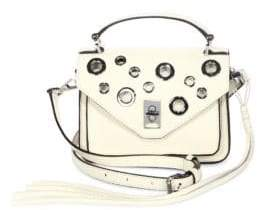 Rebecca Minkoff Mini Darren Leather Messenger Bag