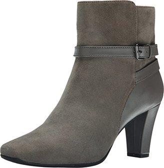 Bandolino Women's Valerie Suede Boot $40.69 thestylecure.com