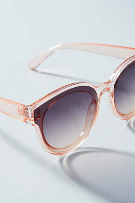 Anthropologie Louise Oversized Sunglasses