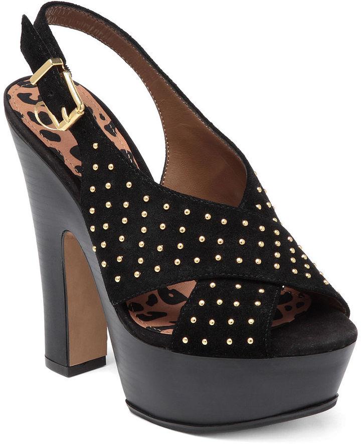 Jessica Simpson Shoes, Kingston Platform Sandals