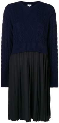 Kenzo longsleeved dress
