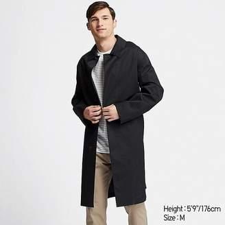 Uniqlo Men's Blocktech Single Breasted Coat