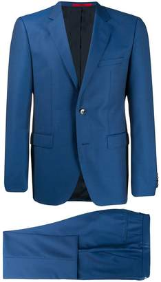fitted suit