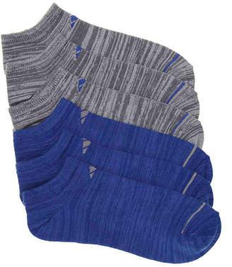 adidas Superlite Climalite Youth No Show Socks - 6 Pack - Boy's