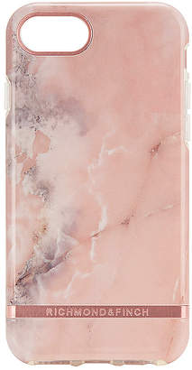 Richmond & Finch Pink Marble iPhone 6/7/8 Case