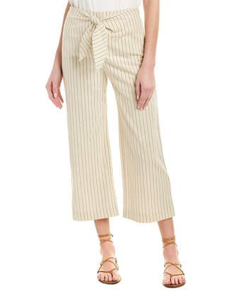 Moon River Striped Pant