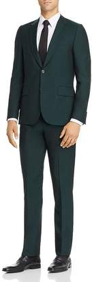 Paul Smith Solid Wool & Mohair Slim Fit Suit - 100% Exclusive