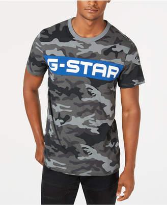 G Star Men's Camo T-Shirt, Created for Macy's