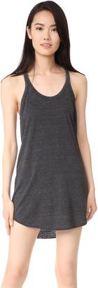 Chaser T Back Hi Lo Mini Dress $75 thestylecure.com