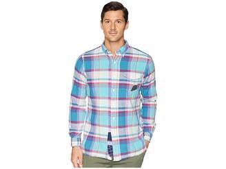 Polo Ralph Lauren Madras Long Sleeve Sport Shirt
