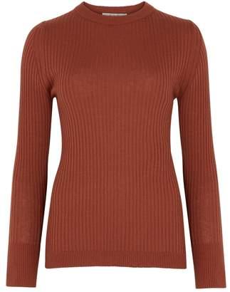 Sea Brielle Terracotta Wool Jumper