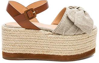 Castaner Wistaria Platform Sandal