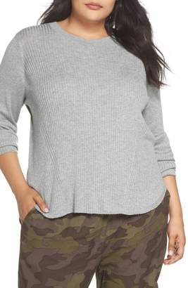 BP Easy Rib Sweater