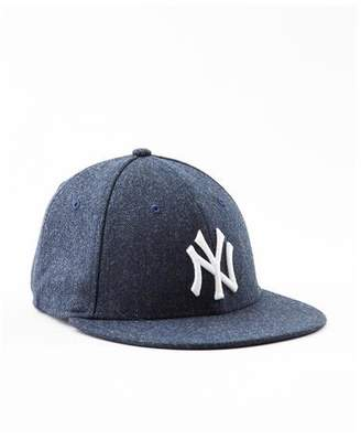 028ecef08e9 Todd Snyder + New Era NY Yankees Navy Donegal Hat