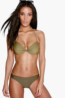 boohoo Mix & Match Underwired Bikini Top