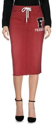Franklin & Marshall Knee length skirt