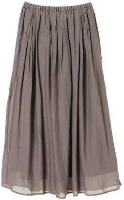 American Holic (アメリカン ホリック) - AMERICAN HOLIC ・シフォンギャザーカラースカート