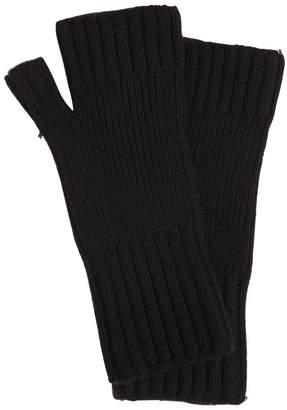 Ami Alexandre Mattiussi Wool Knit Gloves