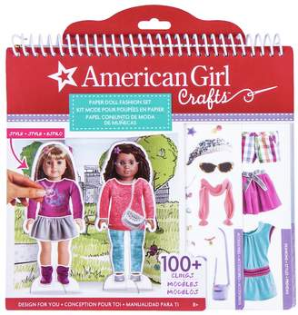 Fashion Angels American Girl Paper Doll Fashion Stylist Set
