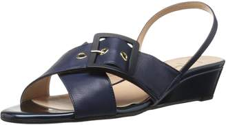 French Sole Fs Ny FS NY Women's Wired Wedge Sandal