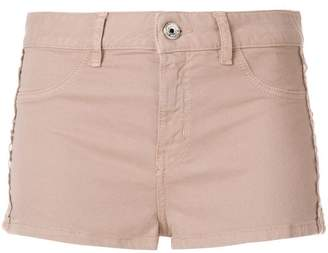 Just Cavalli side lace detail shorts